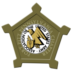 AUSA Medal front